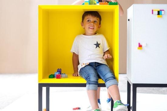 大儿童们的家居设计 简直好玩到不像话