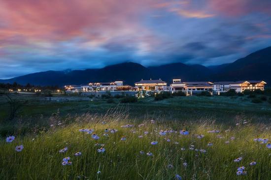 林芝工布庄园希尔顿酒店 图片来源自booking.com