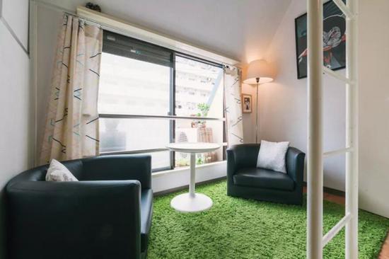 LOFT NEST 图片来源自airbnb