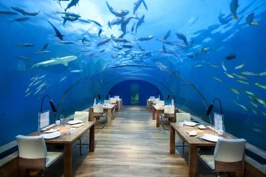 8家上天入海的魔幻餐厅 美食与风景为伴