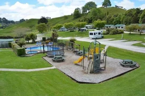 TOP 10 Holiday Park Waitomo Caves Village