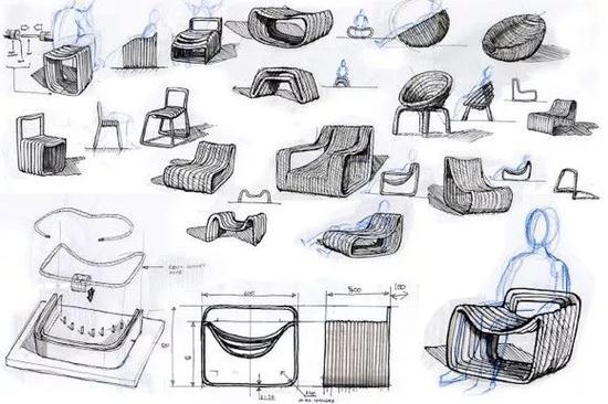 沙发椅与餐椅自由变换