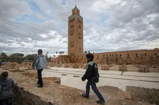 ㊸摩洛哥第三大城市,也是历史上最重要的古都之一。