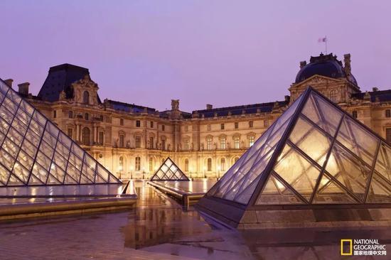 卢浮宫突然发现:中国人太精了!