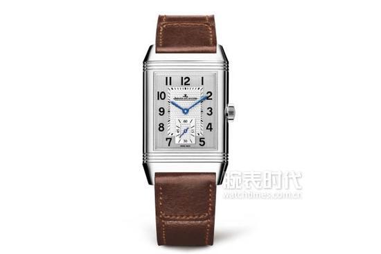 积家翻转腕表系列3858522腕表,售价48,000元人民币