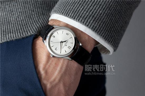 积家大师系列1548420腕表,售价49,000元人民币