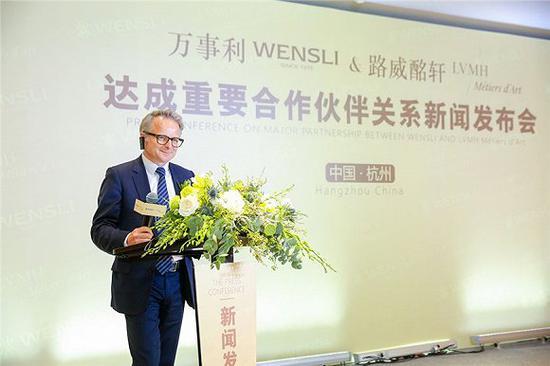 杭州丝绸集团与LVMH合作 中国商标首次出现在LVMH产品上