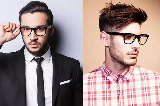男人帮 | 不知道怎么挑选眼镜的镜框 从脸型下手绝不会错