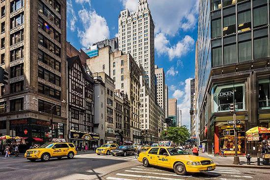 纽约第五大道 图片来源:Trip Savvy
