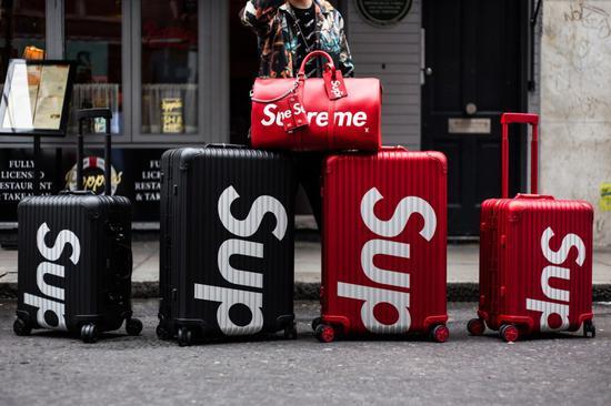 2018时装街头圈最强Logo排行榜 Supreme拿下榜首