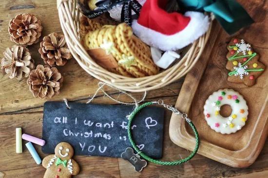 宠物圣诞礼篮