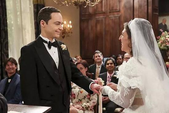 上一季的结尾是Sheldon和Amy的婚礼,这一季会是Raj的婚礼吗?
