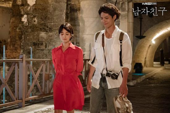 宋慧乔、朴宝剑――《男朋友》 图片源自豆瓣