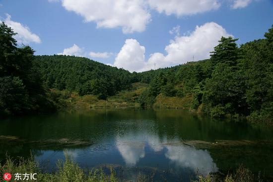 自然秀美的云南 图片源自东方IC
