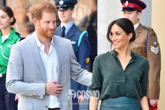 萨塞克斯公爵哈里王子和夫人MeghanMarkle
