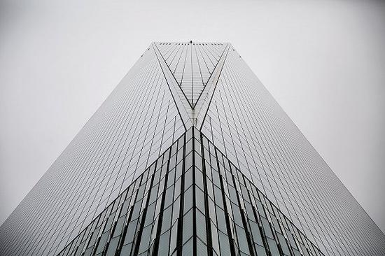 康泰纳仕位于世贸中心一号楼的总部 图片来源:Sam Hodgson
