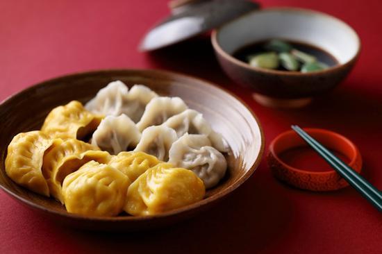 乡味小厨 金银饺子 图片源自品牌