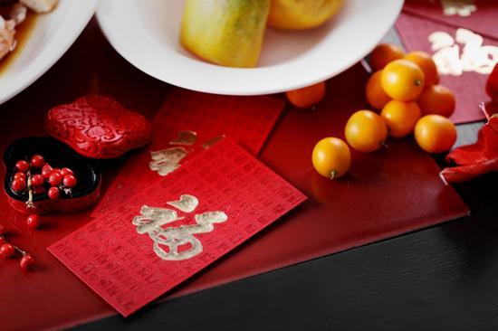 北京瑰丽酒店尊奉春节盛宴 图片源自品牌