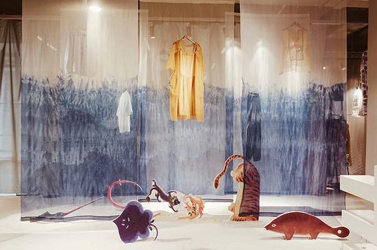 """Dido Liu设计的""""海错祥瑞""""系列"""