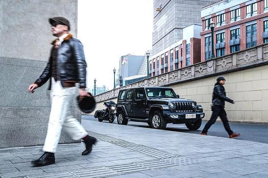 Jeep是无数男性无法挥去的梦想。