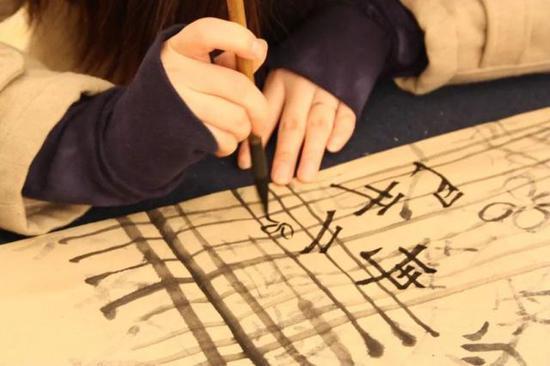结构笔法都代表中国传统文化精神