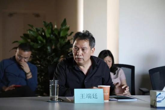 中国艺术研究院研究生院美术系教授,博士生导师王端廷先生