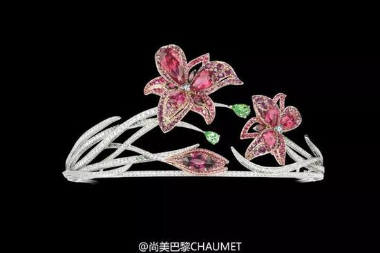 Passion Incarnat 钻冕 by CHAUMET