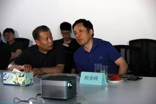 南京艺术学院教授、博士生导师、顾承峰先生