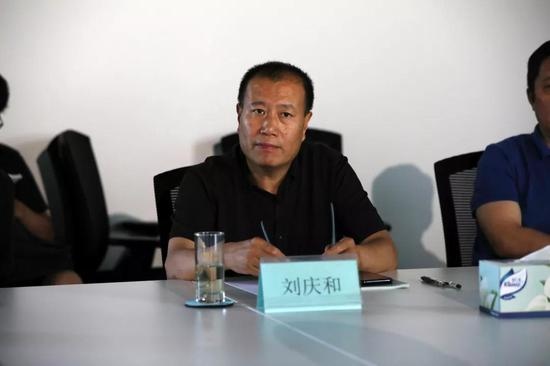 中央美术学院中国画学院院长、博士生导师、教授刘庆和先生