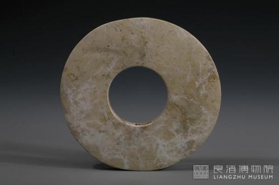 良渚文化玉璧