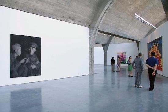 佩斯北京画廊空间