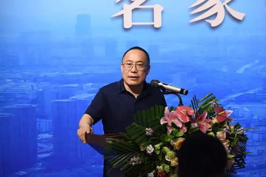 中国书法家协会理事、《中国书法》主编朱培尔