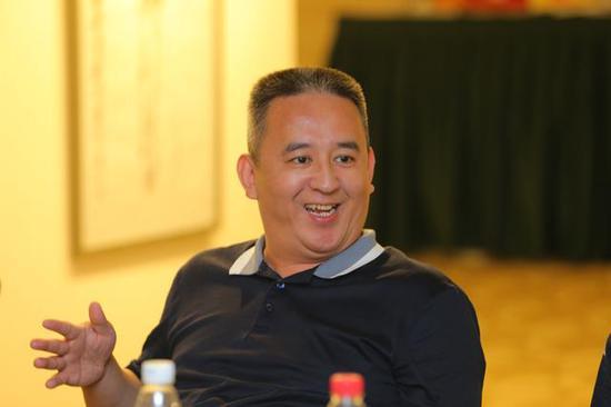 中国美术馆公共教育部负责人杨应时