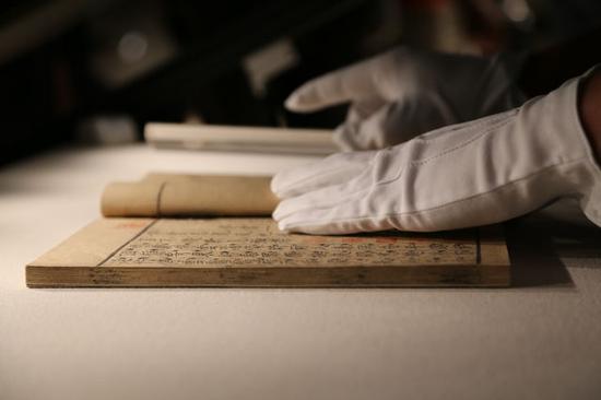 现代科技带动古文化  3.2万部古籍实现在线阅览