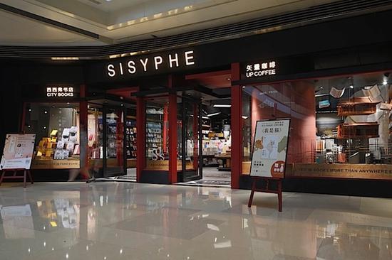 国贸商城南中北区全线贯通,一站式购物休闲综合体