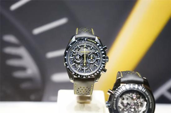 浪琴和欧米茄是斯沃琪集团里非常著名的两个钟表品牌