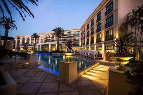 全球38家顶级奢华品牌酒店 你睡过几个?