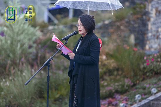 酉阳县委常委、统战部部长唐应珊