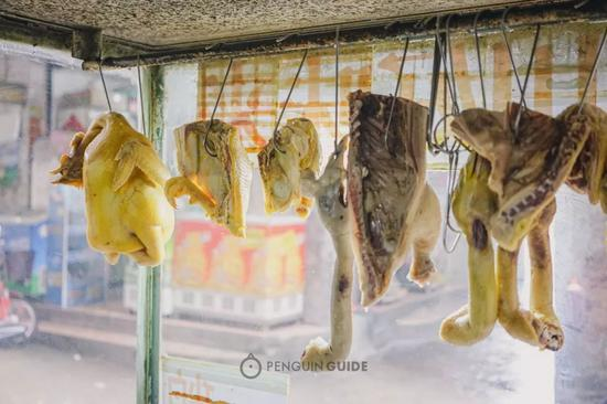 白切鸡 每个广东人吃鸡的最高信仰