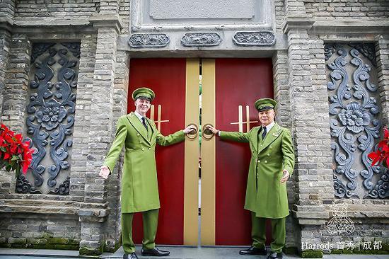 哈罗德百货于12月在上海举办珠宝精表展