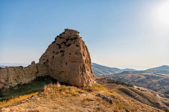 踏上山西这片土地 领略上千年的古老文明