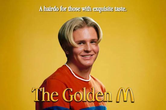 """听说麦当劳的""""M""""头火了 复古发型你能驾驭几个?"""