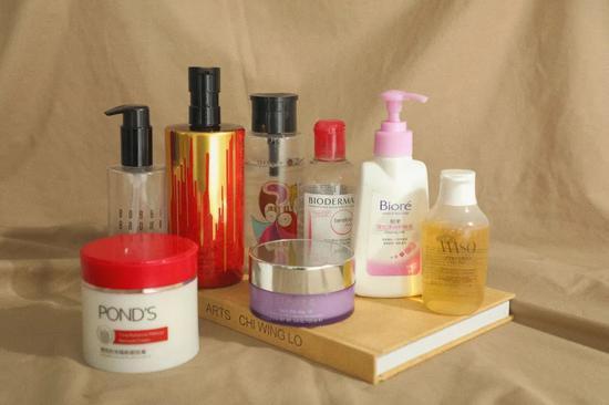 卸妆产品吐血测评 清洁做的好皮肤没烦恼