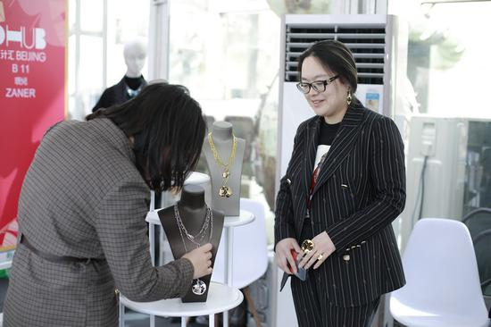 """瓒��ZANER 2021""""承?启""""系列全新登陆中国国际时装周DHUB设计汇"""