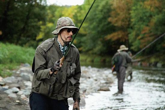 钓鱼服饰潮流下 Fishing 文化回溯 以及 4 个值得留意的钓鱼时尚品牌