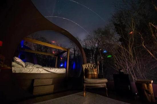 图片来源:Dome Experience