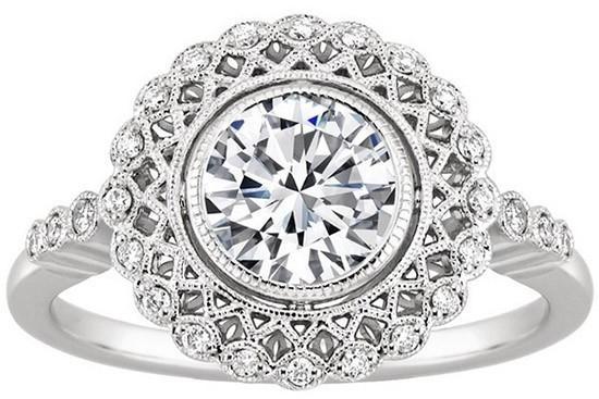 根据性格挑选订婚戒指 适合她的才是最好的
