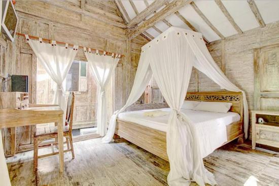 古董花园小屋 图片来源自airbnb