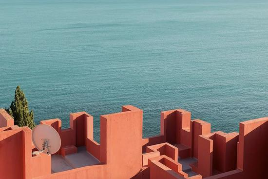 Apartment Muralla Roja