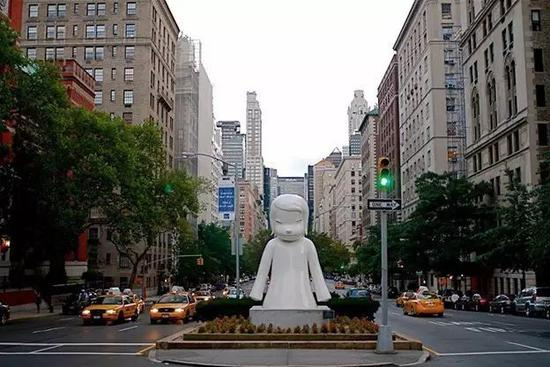 纽约 Park Avenue